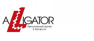 alligator-alarm.by - logo - by Max Levsha