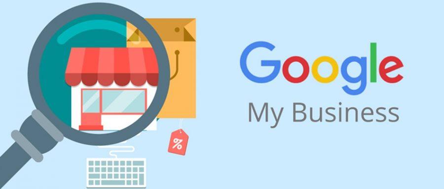 google my business описание сервиса