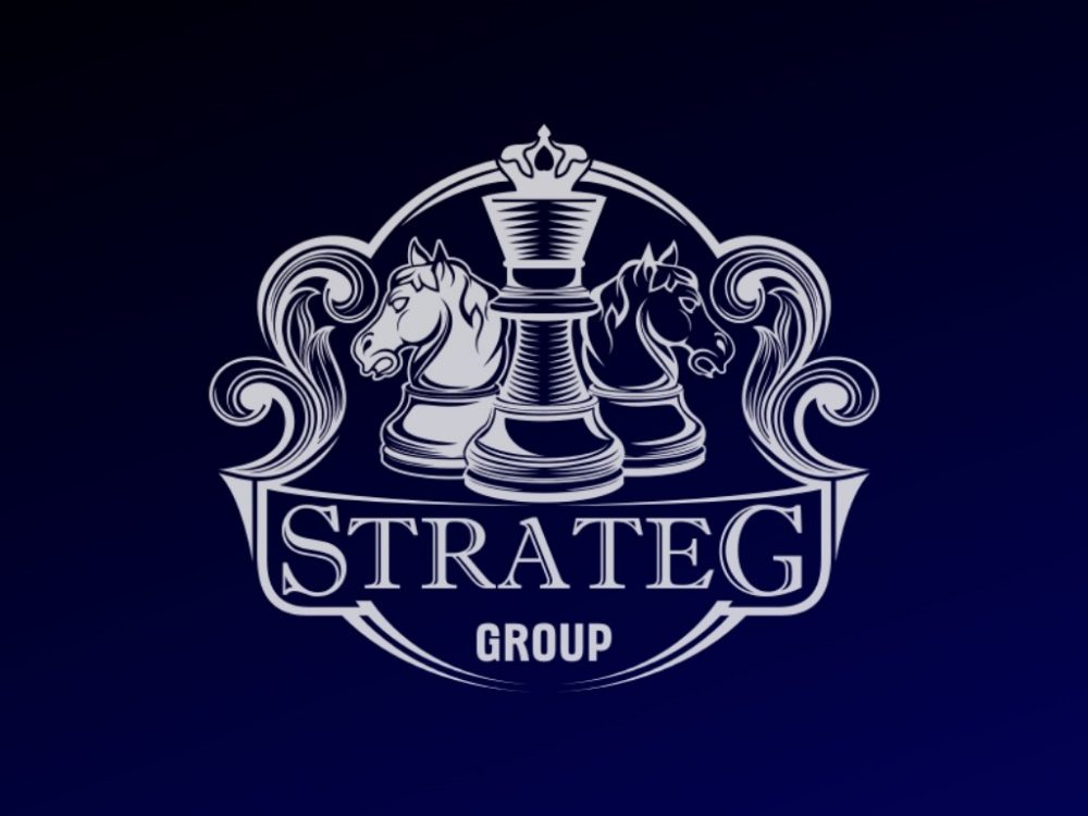корпоративный сайт Strateg Group